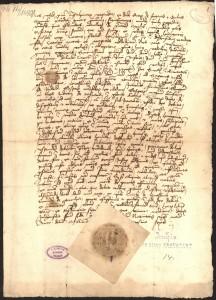 Vlad the Impaler's diploma for Brasov (1456, September 6)